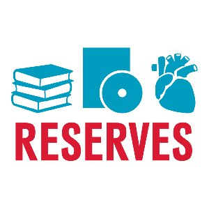 Graphic icon for Course Reserves