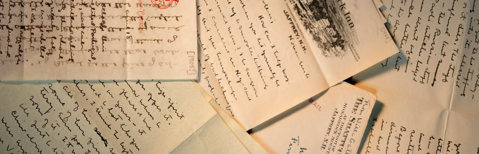 Cather letters