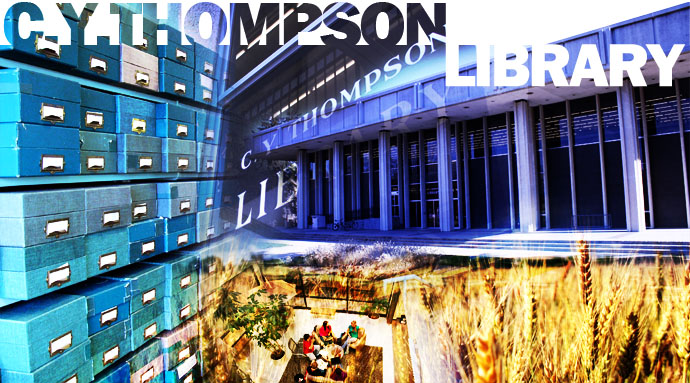 C.Y. Thompson Library Library