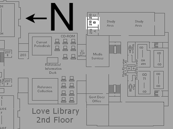 Unl Love Library Room Reservation