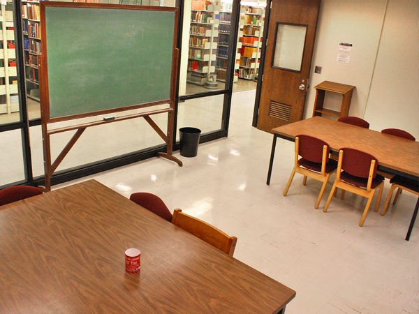 Unl Love Library Study Room Reservation