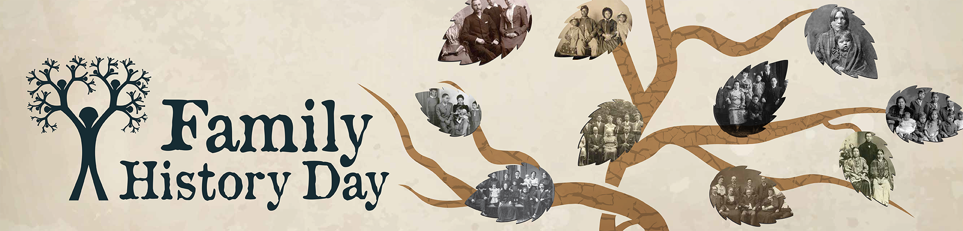 Graphic for Family History Day