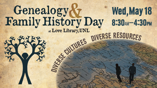 Genealogy Day Graphic