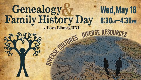 Genealogy & Family History Day
