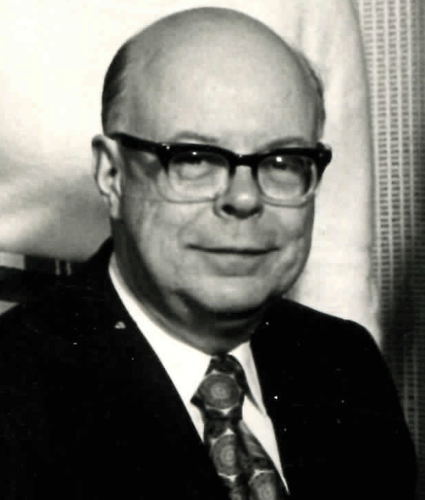 Photo of Dr. Raymond Haggh