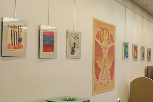 Visit the Design and Social Justice Display, 2nd floor Love Library