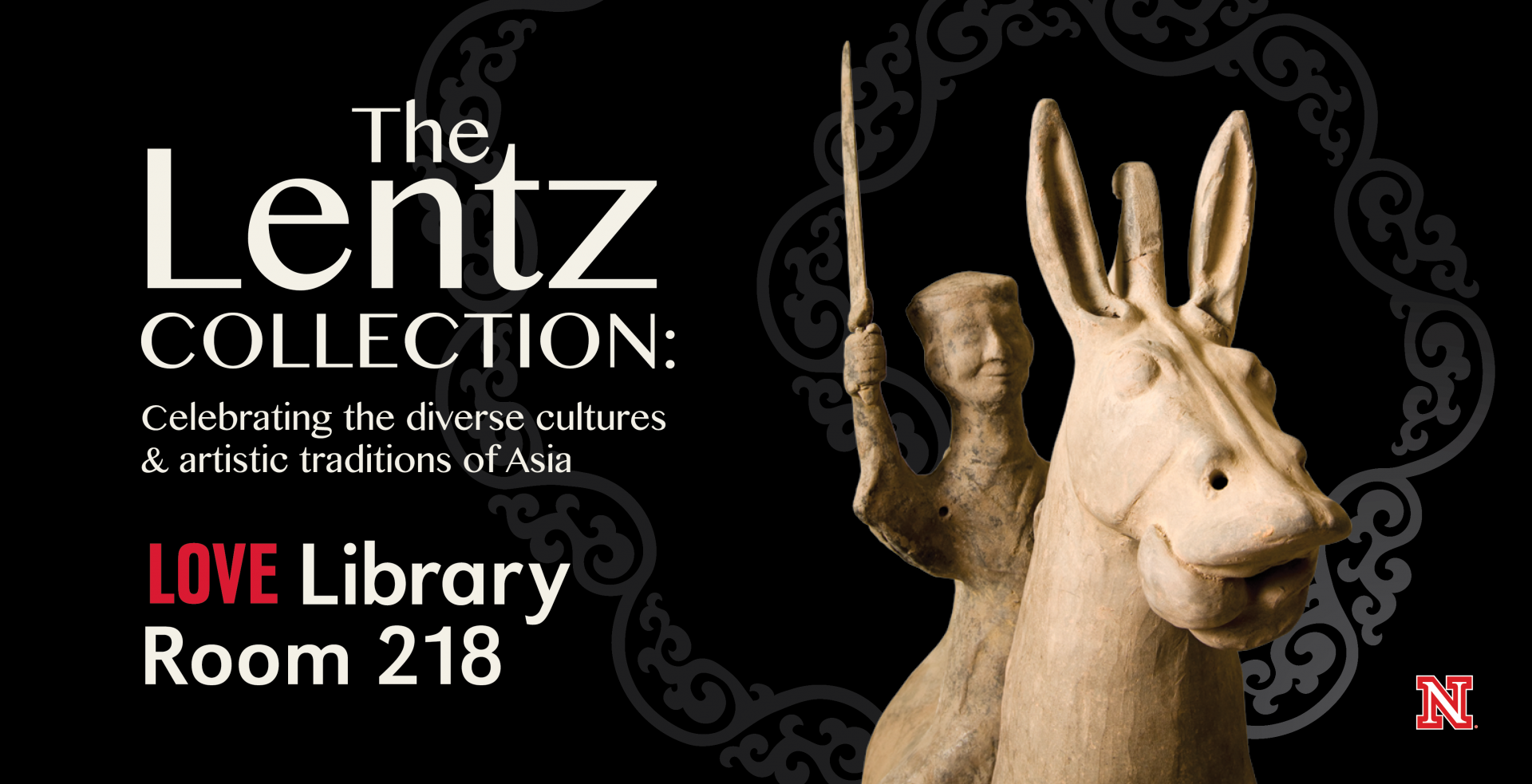 The Lentz Collection at Love Library